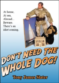 Travel memoir Don't Need the Whole Dog is today's featured free nonfiction book.