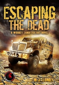 Zombie novel Escaping the Dead is today's featured free Kindle book.