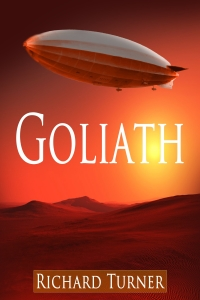 Military action/adventure novel Goliath is today's featured free Kindle book.