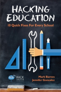 Hacking Education is today's featured free nonfiction book.