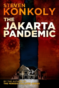 The Jakarta Pandemic is today's highest-rated free Kindle book.