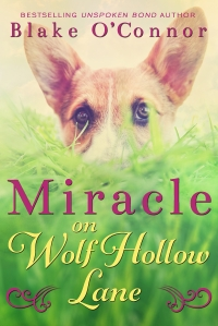 Miracle on Wolf Hollow Lane is today's featured Kindle Countdown Deal.