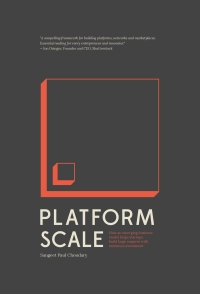 Business book Platform Scale is today's featured free nonfiction book.