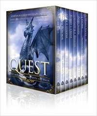 This collection of 8 fantasy novels is today's featured Kindle freebie.