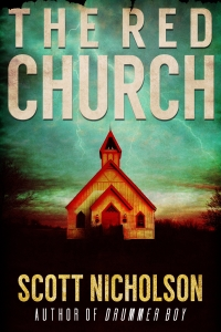 The Red Church is today's featured Kindle Countdown Deal.
