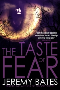 Horror thriller The Taste of Fear is today's highest-rated free Kindle book.