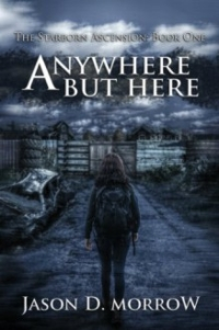 Zombie apocalypse novel Anywhere But Here is today's highest-rated free Kindle book.