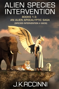 Alien Species Intervention is today's highest-rated free Kindle book.