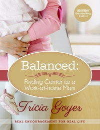 Balanced: Finding Center as a Work-at-Home Mom is today's highest-rated free nonfiction book.