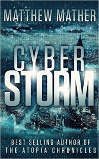 CyberStorm is today's highest-rated free Kindle book.