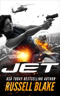 Thriller JET is today's highest-rated free Kindle book.