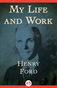 Henry Ford's My Life and Work is today's featured free nonfiction book.