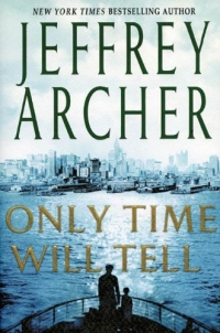 Only Time Will Tell is today's featured fiction book.