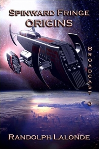 Science fiction novel Spinward Fringe: Origins is today's highest-rated free Kindle book.