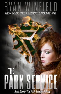 YA dystopian novel The Park Service is today's highest-rated fee Kindle book.