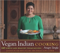 Vegan Indian Cooking: 140 Simple and Healthy Vegan Recipes is today's highest-rated free nonfiction book.