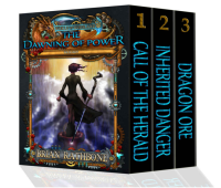 The Dawning of Power: Young Adult Epic Fantasy Bundle is today's featured free Kindle book.