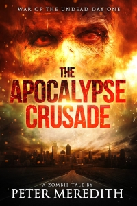 The Apocalypse Crusade War of the Undead Day One is today's featured free Kindle book.
