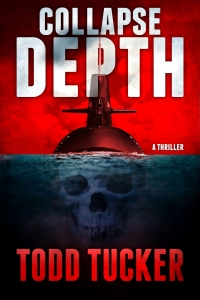 Submarine thriller Collapse Death is today's featured free Kindle book.
