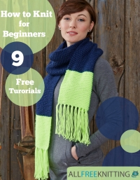 How to Knit for Beginners: 9 Free Tutorials is today's highest-rated free nonfiction book.