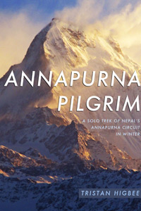 My travel book Annapurna Pilgrim is today's featured free nonfiction book.