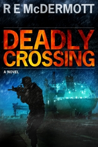 Thriller Deadly Crossing is today's highest-rated free Kindle book.