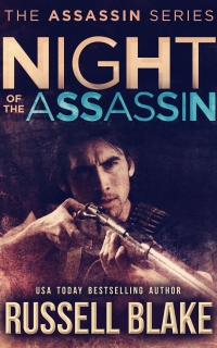 Action thriller Night of the Assassin is today's highest-rated free Kindle book.