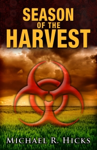 Technothriller Season of the Harvest is today's highest-rated free Kindle book.