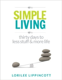 Simple Living - 30 days to less stuff and more life is today's highest-rated free nonfiction book.