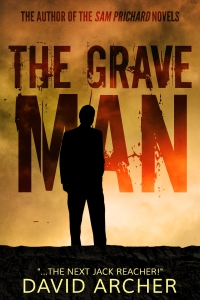 Mystery/thriller novel The Grave Man is today's highest-rated free Kindle book.