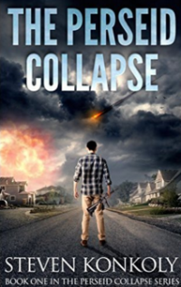 Post-apocalyptic thriller The Perseid Collapse is today's featured free Kindle book.