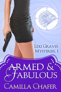 Humorous mystery novel Armed and Fabulous is today's highest-rated free Kindle book.