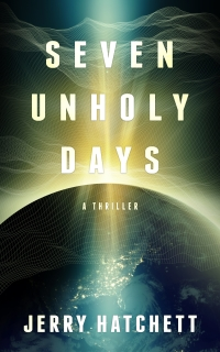 Thriller Seven Unholy Days is today's highest-rated free Kindle book.