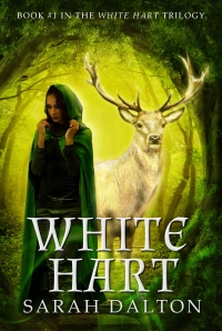 YA fantasy novel White Hart is today's featured free Kindle book.