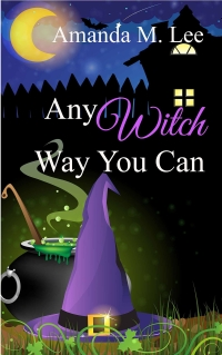 Cozy witch mystery novel Any Witch Way You Can is today's highest-rated free Kindle book.