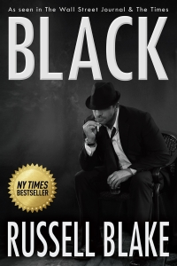 Hard-boiled mystery novel Black is today's highest-rated free Kindle book.