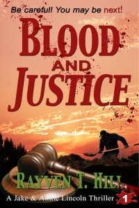 Mystery/thriller novel Blood and Justice is today's highest-rated free Kindle book.