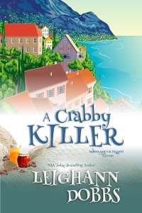 Cozy mystery novel A Crabby Killer is today's featured free Kindle book.