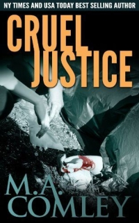 Thriller Cruel Justice is today's highest-rated free Kindle book.