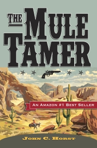 Western novel The Mule Tamer is today's featured free Kindle book.