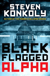 Black Flagged Alpha is today's highest-rated free Kindle book.
