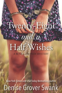 Mystery/romance novel Twenty-Eight and a Half Wishes is today's highest-rated free Kindle book.