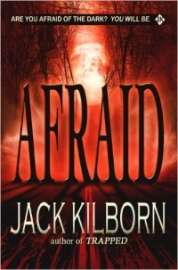 Horror novel Afraid is today's highest-rated free Kindle book.