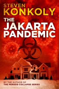 Post-apocalyptic thriller The Jakarta Pandemic is today's highest-rated free Kindle book.
