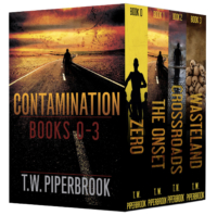 The post-apocalyptic Contamination boxed set is today's highest-rated Kindle freebie.