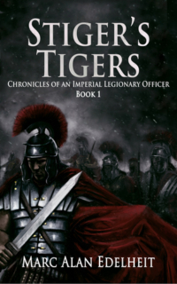 Military fantasy novel Stiger's Tigers is today's featured free Kindle book.