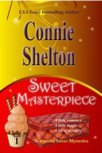 Cozy mystery Sweet Masterpiece is today's highest-rated free Kindle book.