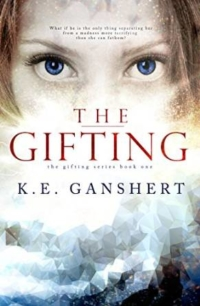 Fantasy novel The Gifting is today's featured free Kindle book.