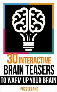 30 Interactive Brainteasers to Warm up your Brain is today's highest-rated free Kindle book.