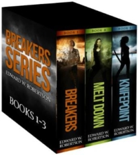 The Breakers Series boxed set is today's highest-rated free Kindle freebie.